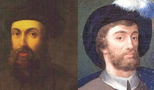 Magallanes y Elcano