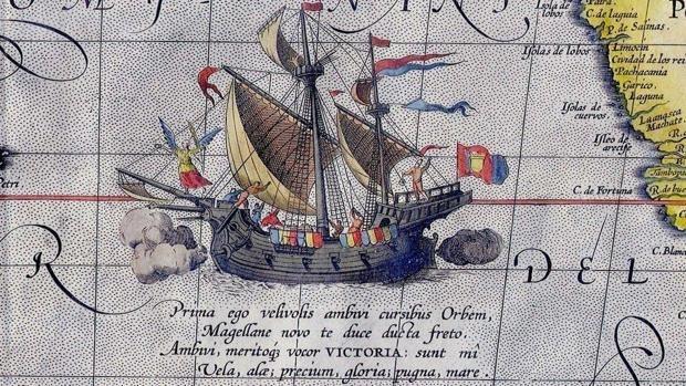 """""""Primus circumdedisti me"""": la vuelta al mundo de Magallanes y Elcano"""