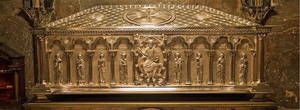 Historia y leyenda de Santiago en Compostela