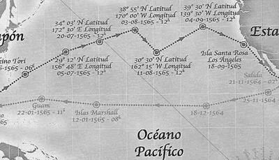 El Galeón de Manila: la ruta que unió tres continentes