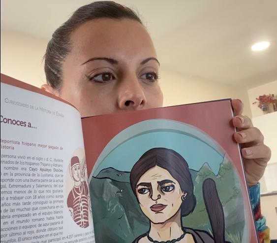 Nuevo vídeo: Retos en la ilustración de nuestro libro.